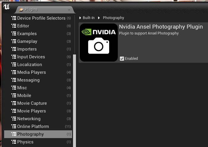 360 Capture In UE4 With Nvidia Ansel :: Jordan Majd